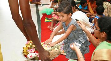 Vijayadasami Pre K.G Admission